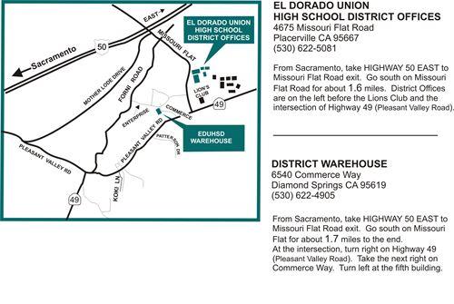 El Dorado Union High School District
